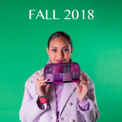 50 Shades of Purple: HARVEYS' Fall Collection of Vegan Bags