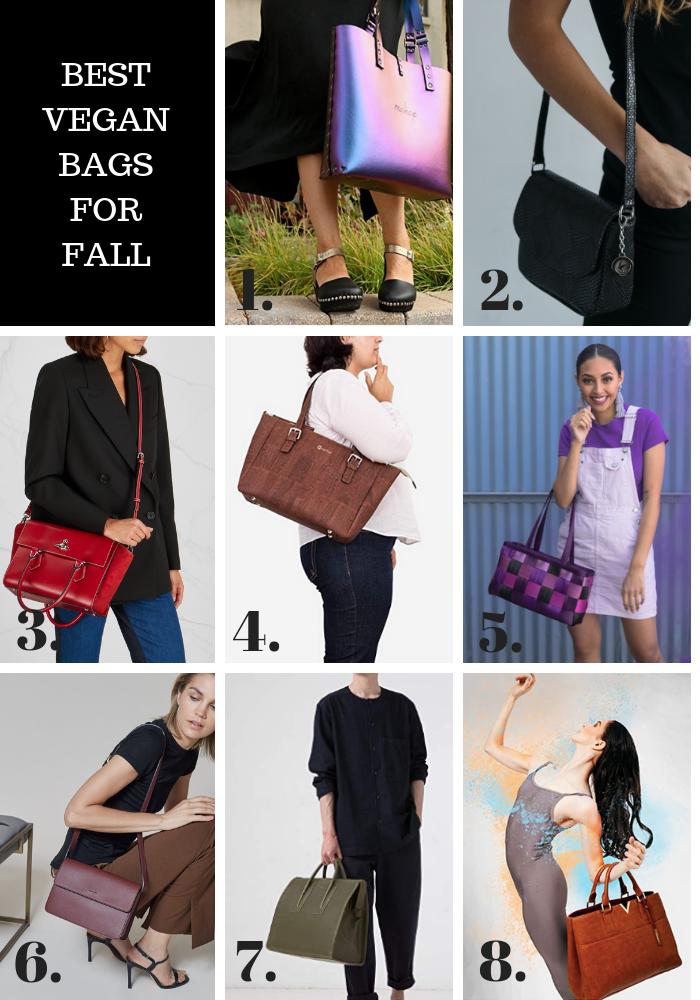 f99afa509f93 Fall Favorites  8 Vegan Designer Handbags We Love This Season ...