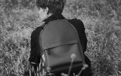 Von Holzhausen Launches First Men's Collection of Vegan Bags