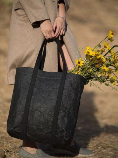 Is Maniwala's 'Bayan' the perfect vegan tote? Possibly.