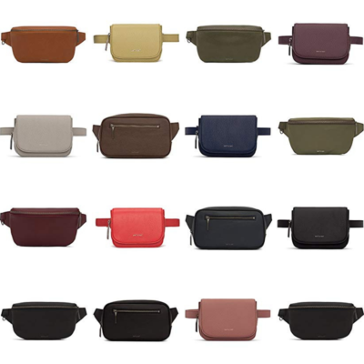 Trending: Vegan Belt Bags by Matt & Nat
